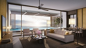 Sky Villas Regent Residences Phu Quoc: Million-dollar vision