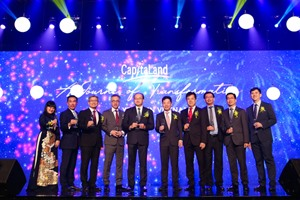 CapitaLand Vietnam celebrates its 25th year of operations and pledges S25000 to further its commitment to CapitaLand Hope Schools in Vietnam