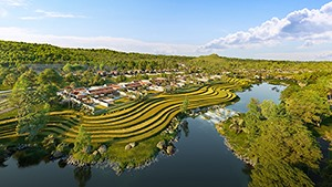 In'l partnership drives VN resort developer toward luxury segment