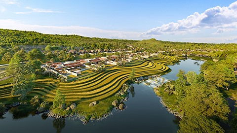 Inl partnership drives VN resort developer toward luxury segment