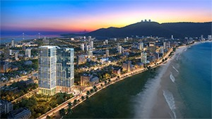 The Long-Term Ownership Sea-facing Apartment Establishes New Standard