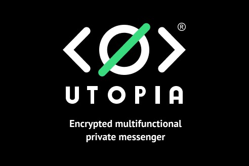 Utopia – a Revolutionary App for Secure Instant Messaging and Crypto Payments