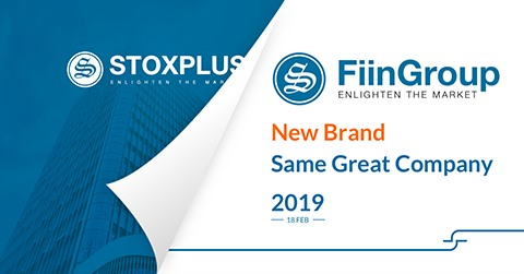 StoxPlus changed its name to FiinGroup