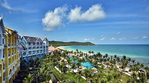 Visit Phu Quoc to discover the world-class gastronomy cuisine with Michelin Starred Chef