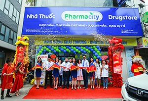 PHARMACITY NO.1 CONVENIENT DRUG STORE CHAIN CONQUER THE HANOI MARKET
