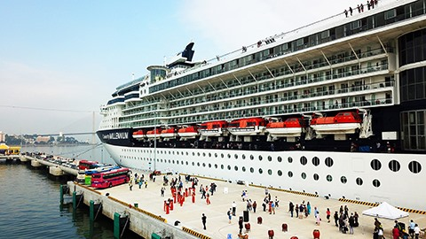 Sun Group opens new cruise port