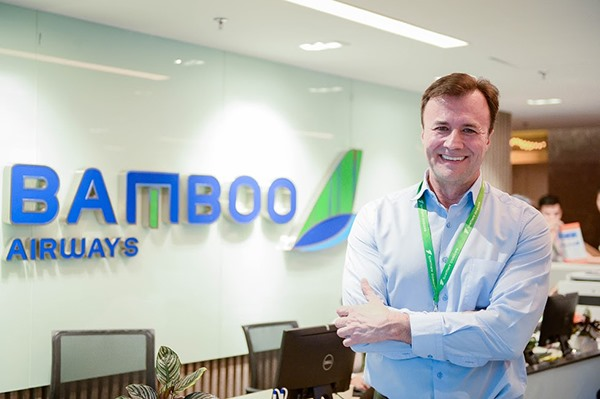 Bamboo Airways foreign leader: recruiting pilots not to fill positions but to find right people