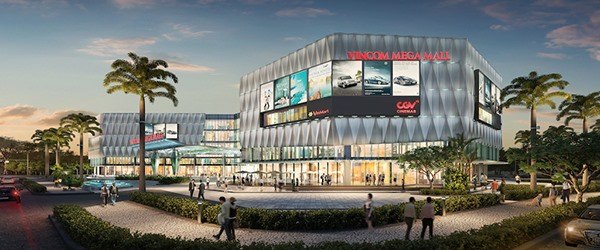 Vincom Megamall – New wave of Vietnamese retail market