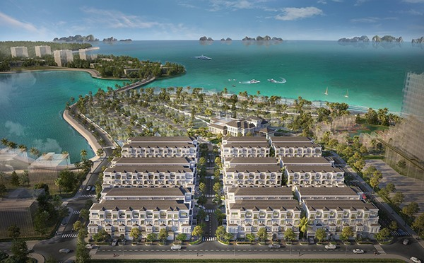 The emergence of world hotel leading brands at Halong Marina