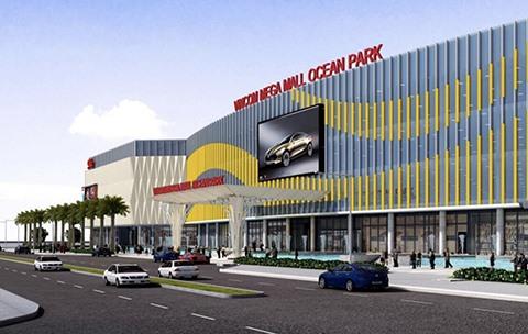 Whats hot at Vincom Mega Mall Ocean Park?