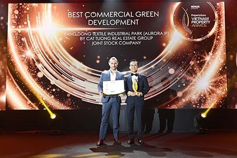 Aurora Textile Industrial Park – top-choice investment destination in Viet Nam