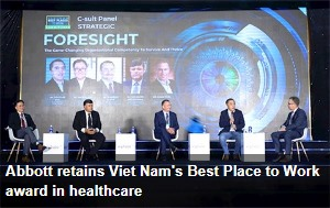 https://vietnamnews.vn/brandinfo/817695/abbott-retains-viet-nams-best-place-to-work-award-in-healthcare.html