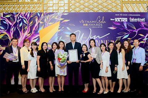 PepsiCo Foods Vietnam among top 10 Best Employers