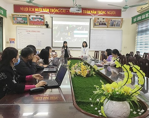 UNIS Hanois distance learning lessons go global