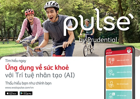 Prudential launches AI-powered health management app Pulse