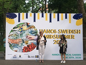 Botanical Garden to host traditional midsummer festival of Sweden