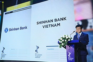Shinhan Bank – The Place To Create The Quality Human Resources