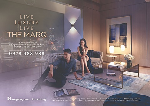 The Marq – a true architectural masterpiece by a team of excellence