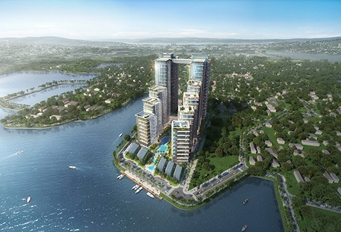 Sun Group makes a cooperation with The Ascott Limited