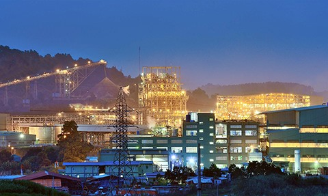 Asserting its leading position in Vietnams mining industry