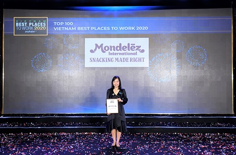 Mondelez Kinh Do: An ideal workplace for talent to fly high