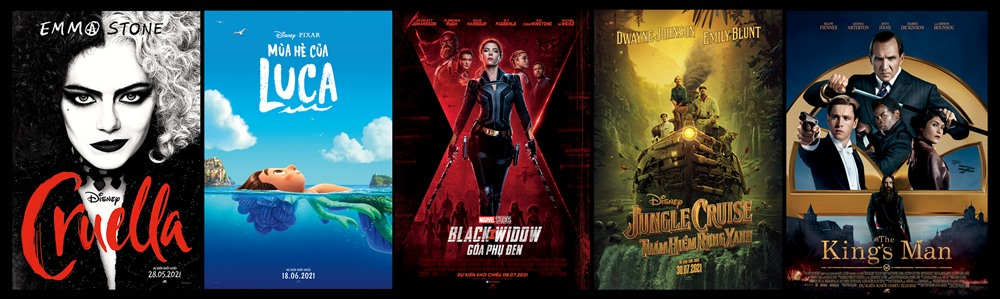 GALAXY STUDIO BECOMES THE EXCLUSIVE DISTRIBUTOR OF THE WALT DISNEY STUDIOS THEATRICAL RELEASES IN VIET NAM