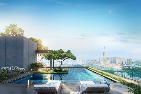 What is the formula for success for luxury condominium project The Marq?