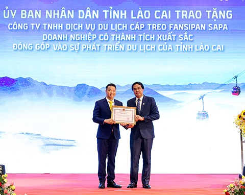 Sun World Fansipan Legend celebrates the 5th anniversary of the cable car to the top of Fansipan