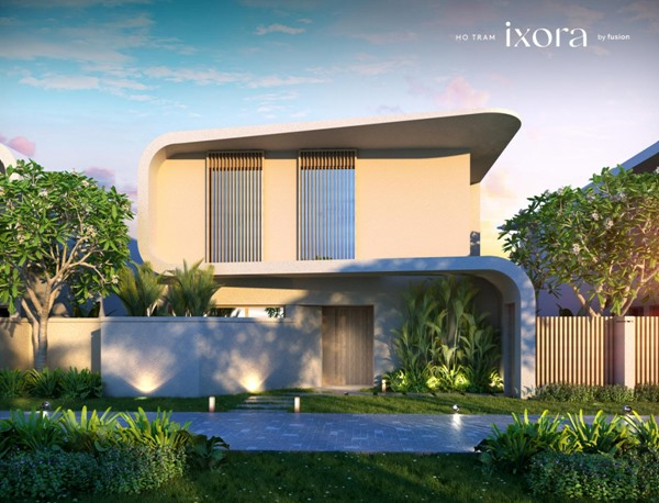 Ixora Ho Tram by Fusion - a sound investment opportunity and an ideal second home
