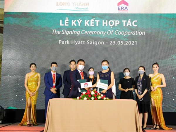 THE SIGNING CEREMONY OF ID JUNCTION PROJECT