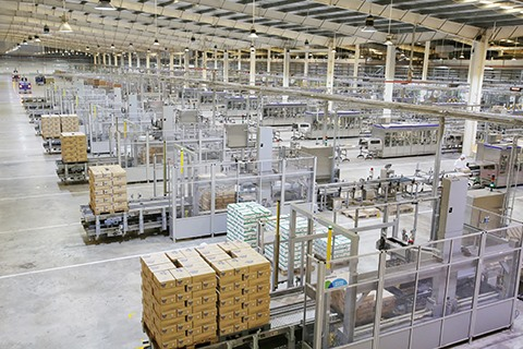 A network of 13 modern dairy factories – decisive factor for Vinamilk to lead dairy market in Vietnam