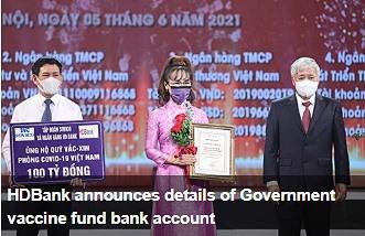 https://vietnamnews.vn/brandinfo/971140/hdbank-announces-details-of-government-vaccine-fund-bank-account.html