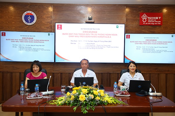 Innovative prophylaxis treatment for haemophilia A patients in Việt Nam