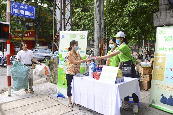 The story of plastic: Solutions and efforts of Unilever Vietnam towards sustainable development