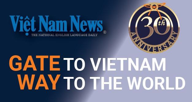 VietNamNews 30th Anniversary