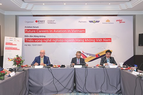Quality talent key for the sustainable recovery of the aviation industry