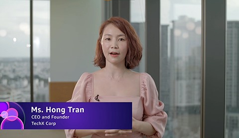 TechX Corporation named 2021 AWS Consulting Partner of the Year in Vietnam