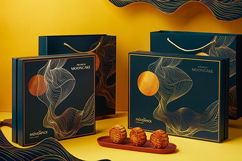 Mövenpick Hotel Hanois premium mooncake collection: A harmonious blend of the old and new