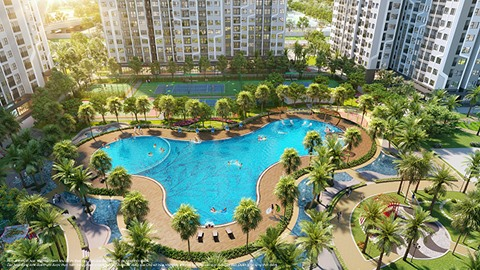 Vinhomes to officially launch The Miami subdivision in Hanois west