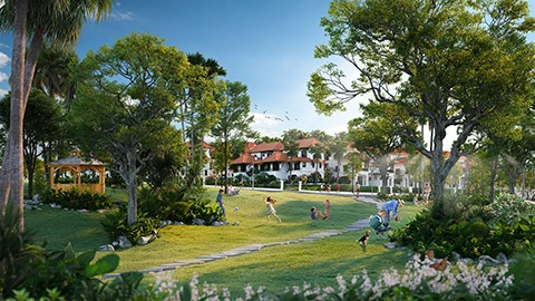 Sun Tropical Village – a newly launched project by Sun Group in the south of Phu Quoc