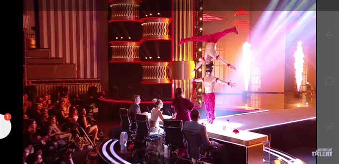 Theyre through Giang brothers win a place in the final of Britains biggest TV talent show