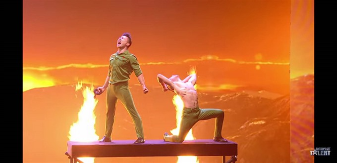 Giang Brothers deliver dangerous twist in BGT final