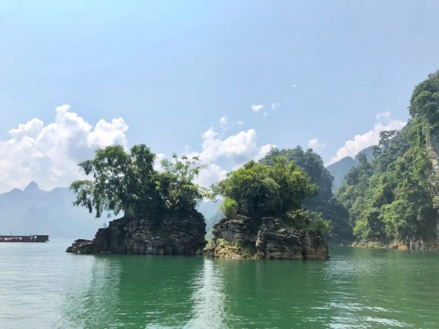 Na Hang: a natural beauty and feast for tourists eyes