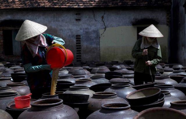 Soya sauce – a delicacy of Hưng Yên