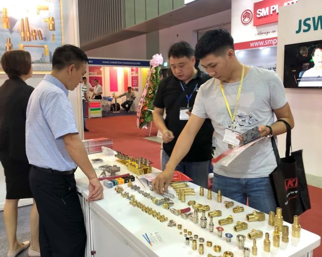 Plastic rubber industry exhibition begins in HCM City