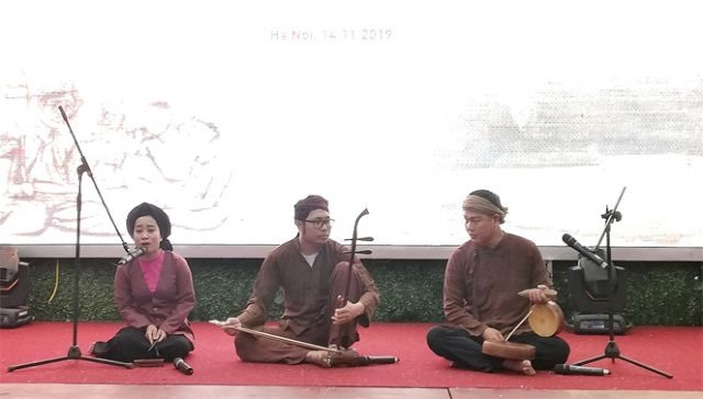 Xẩm festival to give young artists a chance