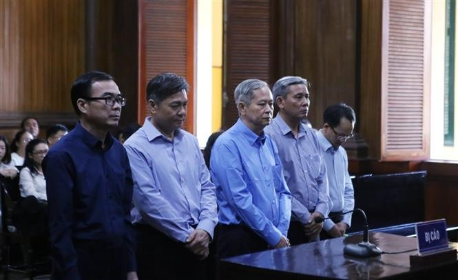 HCM Citys former leading official jailed