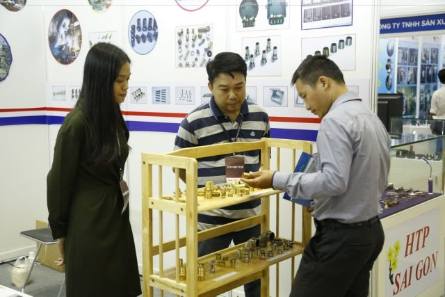Over 300 firms to participate in HCM City machinery supporting industry fairs