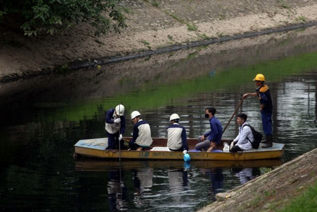 Will Japanese technology keep Tô Lịch River clean in the long term?