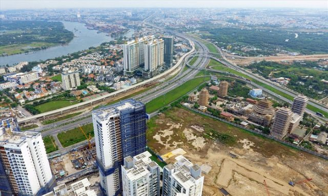 HCM City converts beltway segments into public works